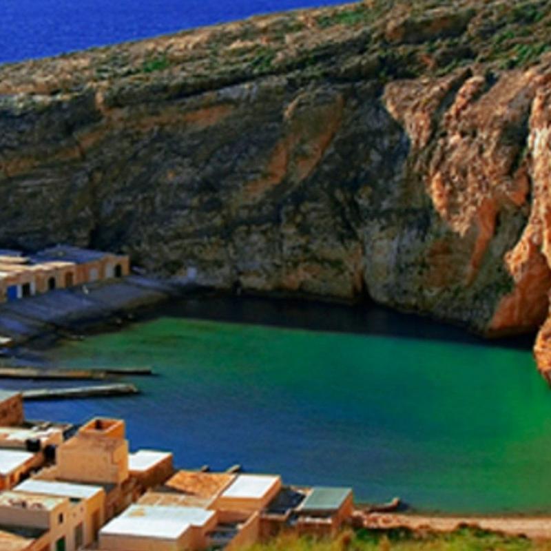 Dwejra Inland Sea